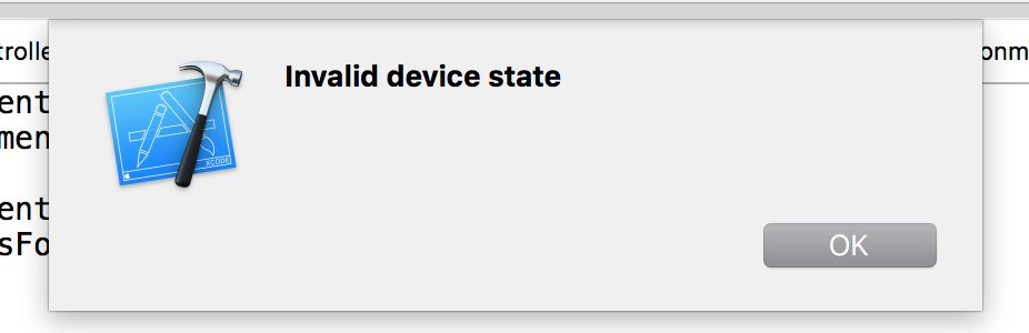 My WWDC wish list is that Xcode gets bug fixes. Right now it's as stable as greased yoga on a beach ball. #ilyxc https://t.co/ZScrIlC5bS