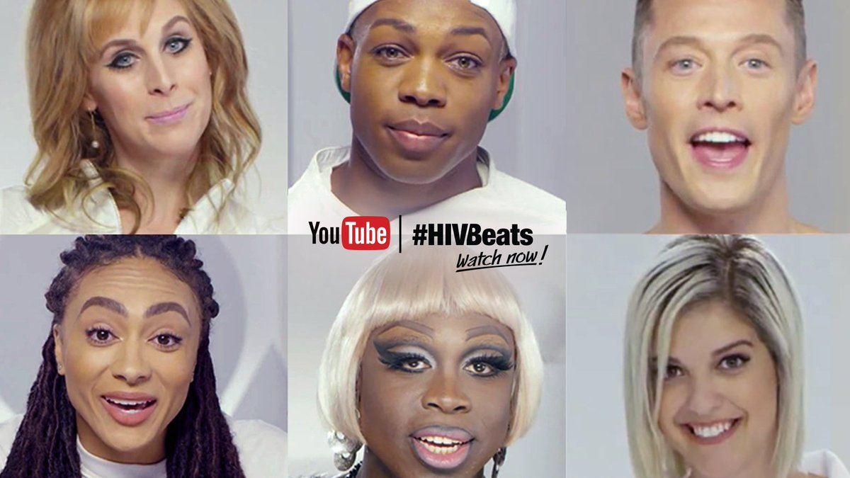 Introducing #HIVBEATS! A hot new @YouTube series from Greater Than AIDS and #endHIV! https://t.co/4jSTUKzml7 https://t.co/spgmhJe3Da