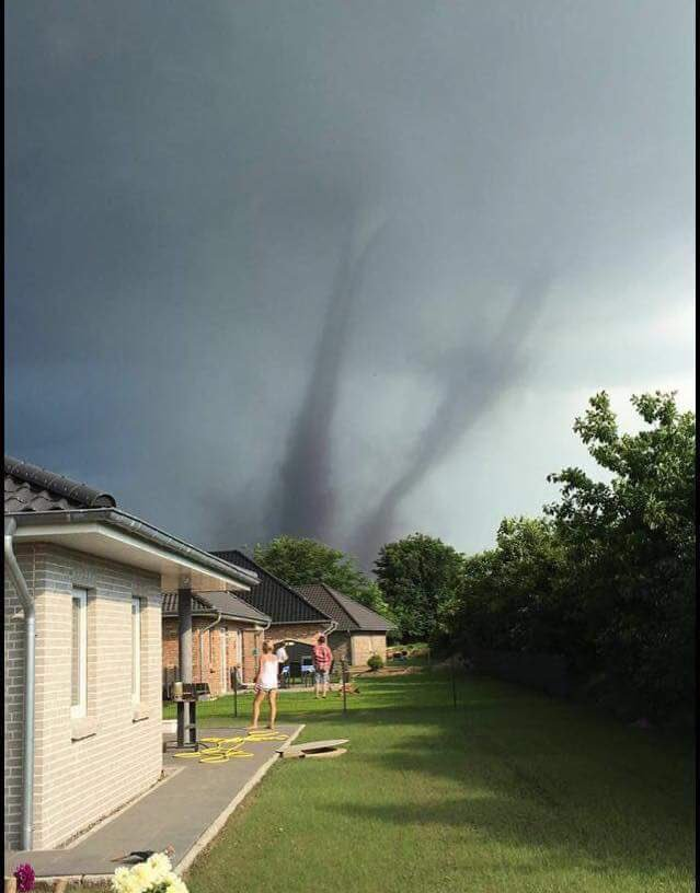Tornado In Crailsheim
