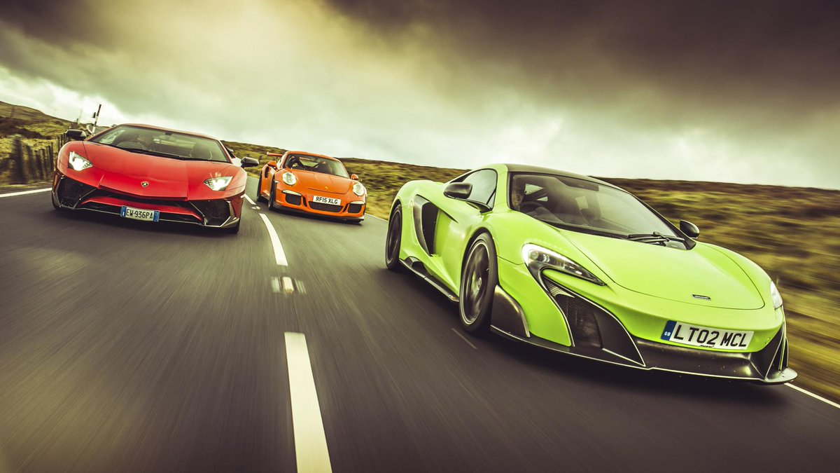 top gear on twitter so mclaren 39 s 675lt the lambo aventador sv or. Black Bedroom Furniture Sets. Home Design Ideas