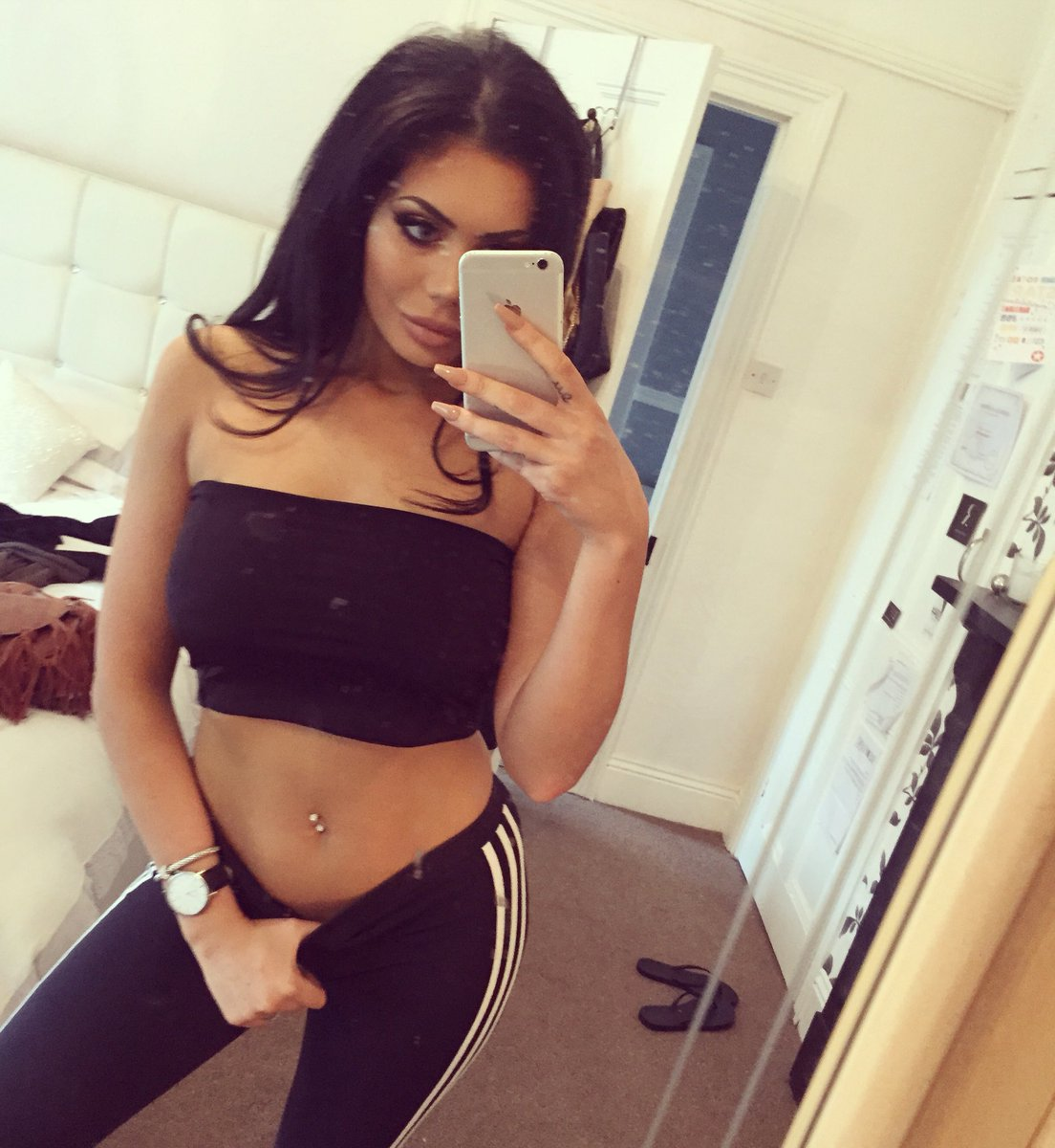 Twitter Chloe Ferry naked (62 photos), Tits