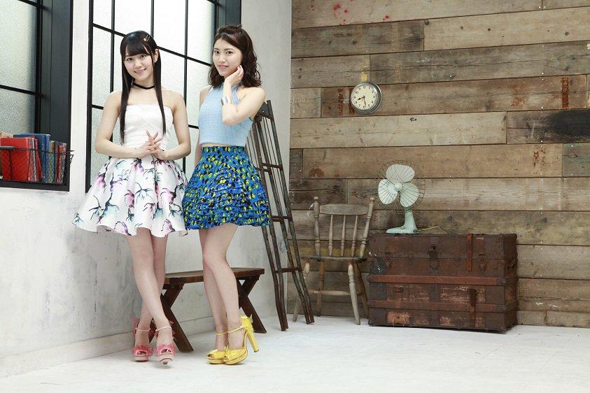 小倉唯&石原夏織がエロ可愛い夏衣装wwwwwwwwwww ほか