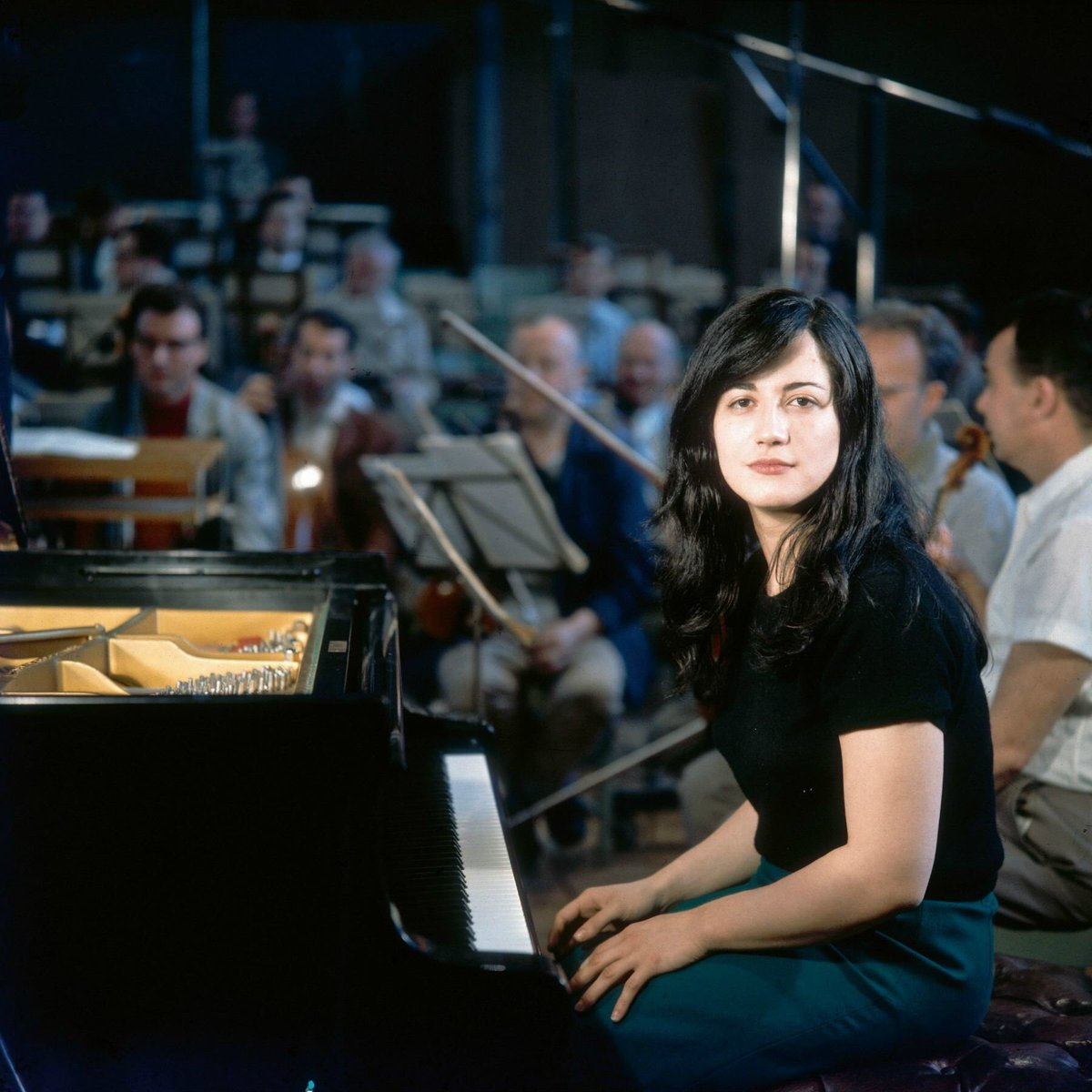 Happy birthday Martha Argerich! (with images, tweets ...