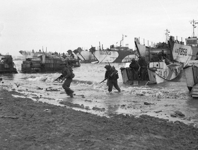 On the 72nd anniversary, our respect and gratitude today for all those who were involved in D-Day https://t.co/M5EQiqBzSb