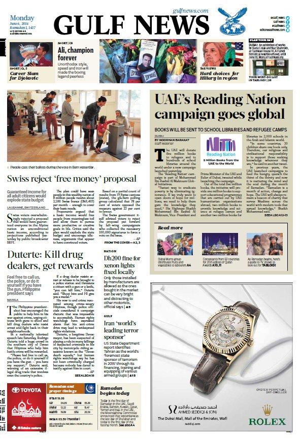 GulfNews : Latest News, Breaking News Headlines | Scoopnest