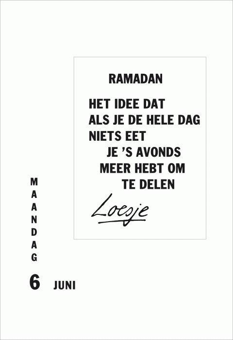 ramadan spreuken Loesje v/d Posters on Twitter: