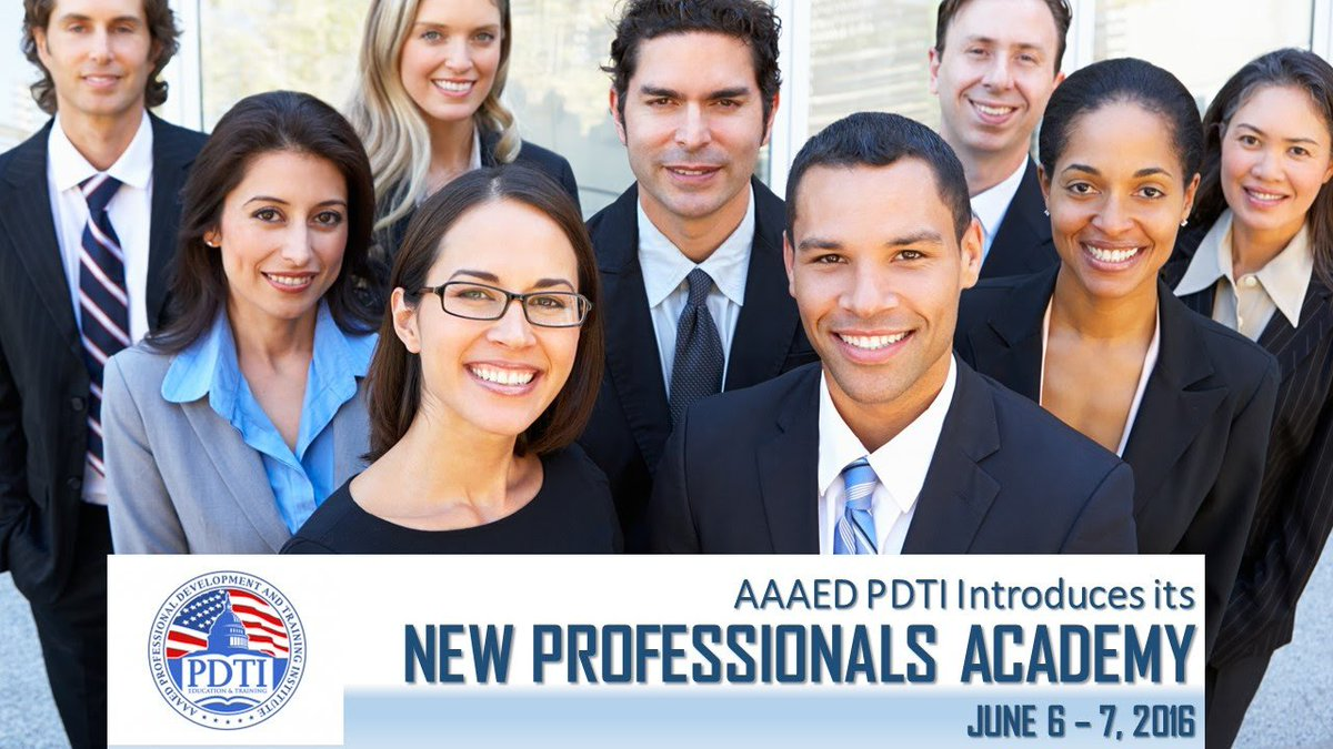 AAAED Conference 42nd National Conference begins today with New EEO Professionals Academy, https://t.co/Ll63RABGui. https://t.co/7yct40DpB4