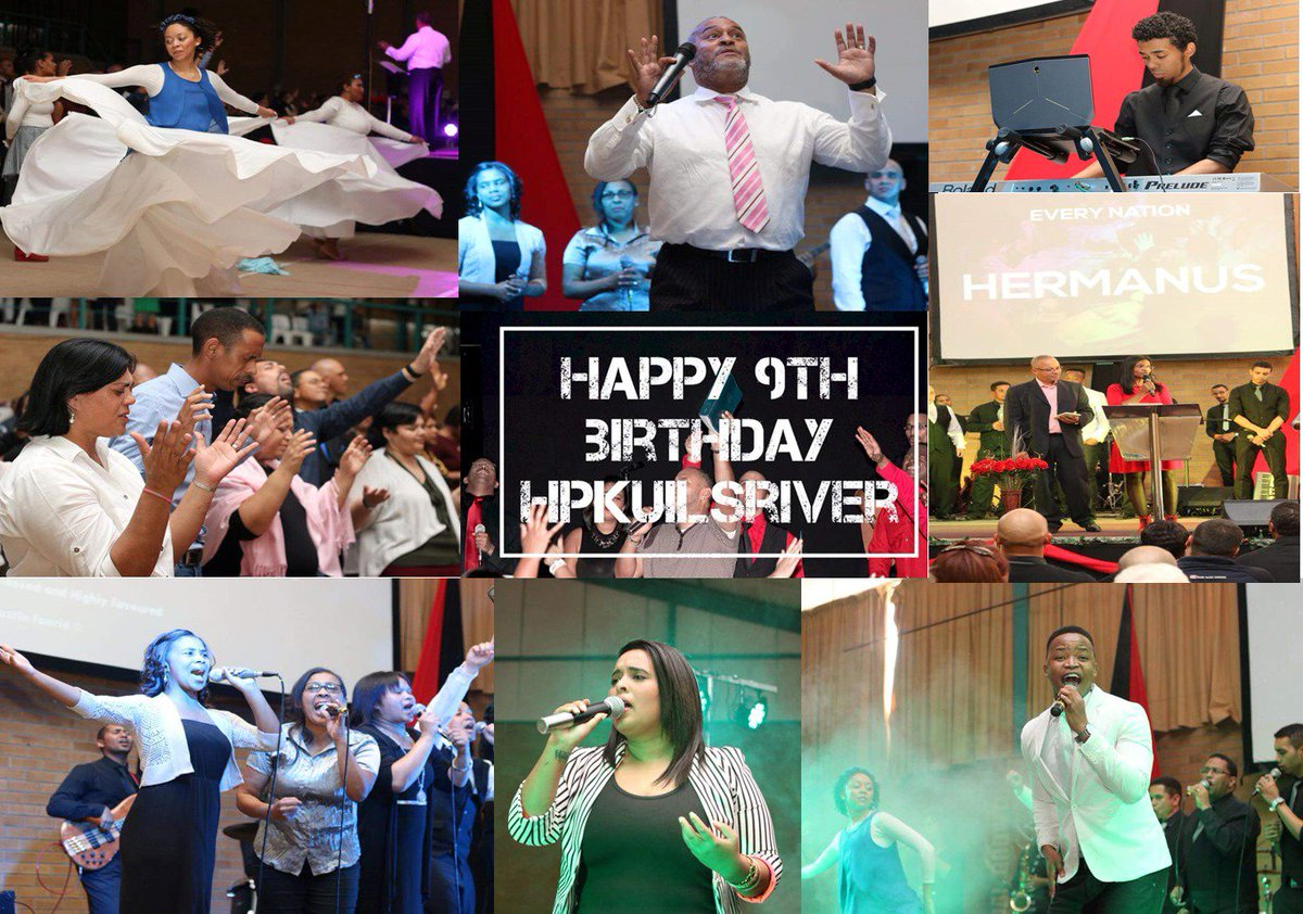 HisPeople Kuilsriver 9th birthday celebration service  #HisPeopleKuilsriver #EveryNation #CharismaticChurch pic.twitter.com/awXZmqMuDN