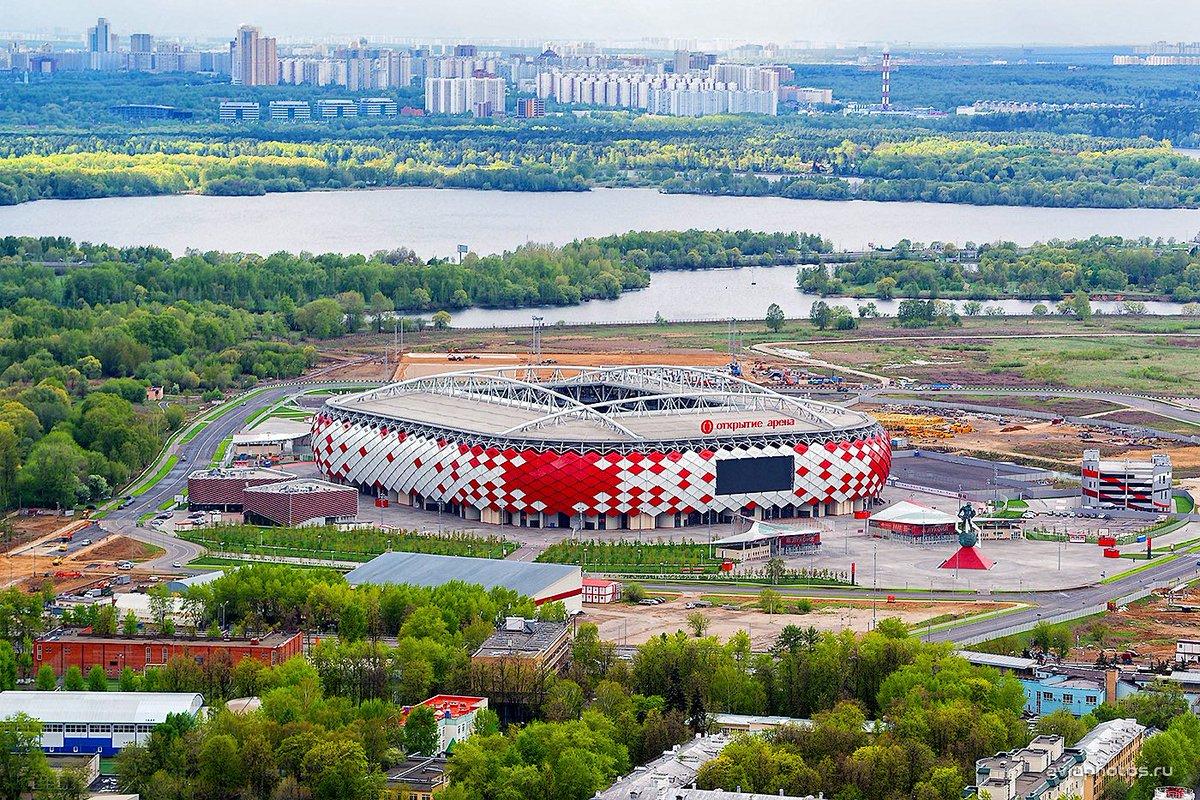 картинки стадиона открытие арена это украшение