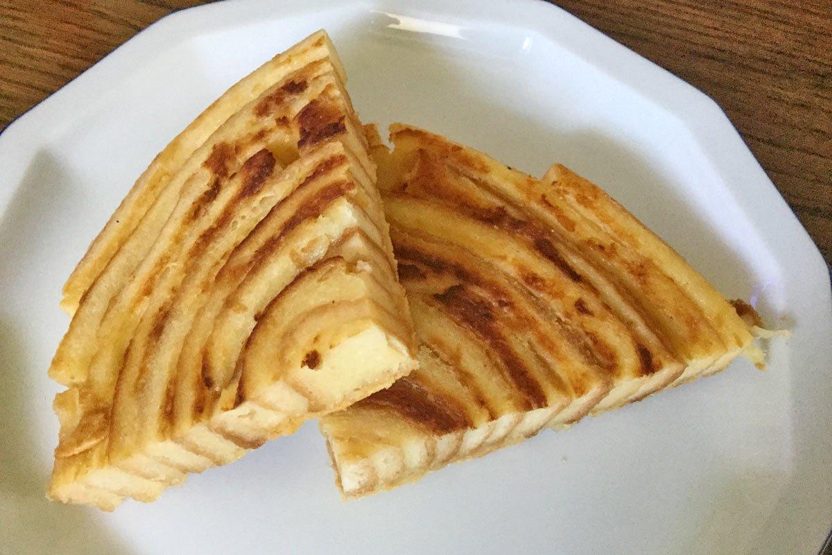 パン の 耳 フレンチトースト