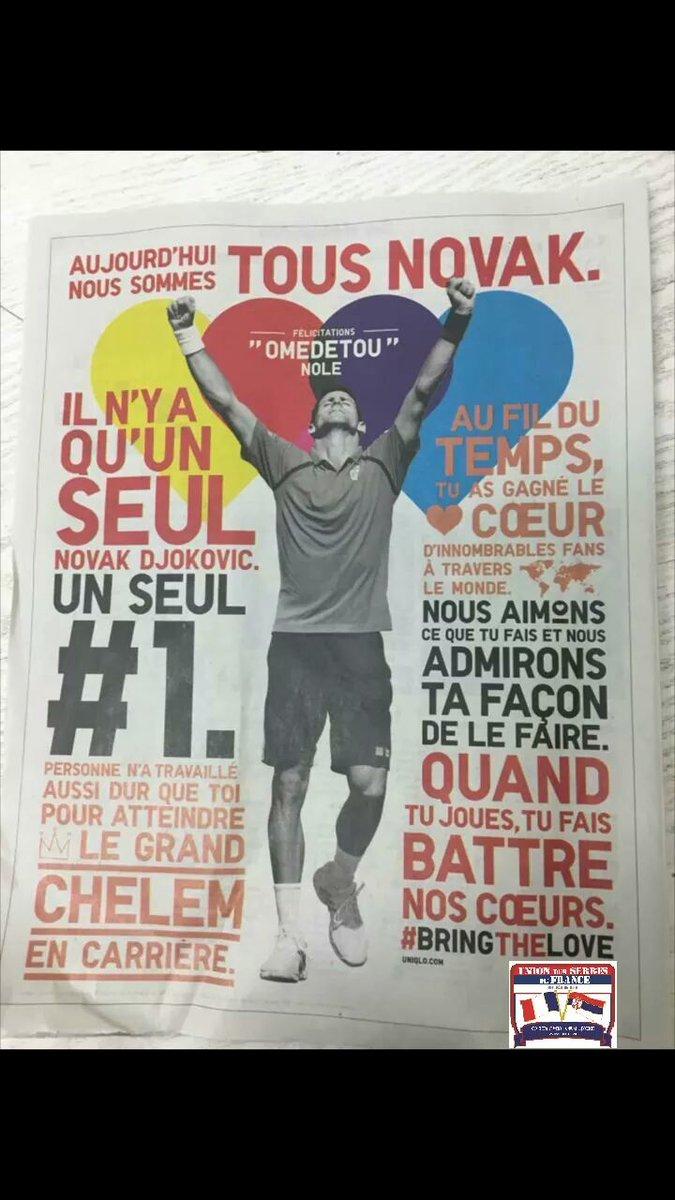 Novak Djokovic - Page 4 CkQlopaWgAAxvX3