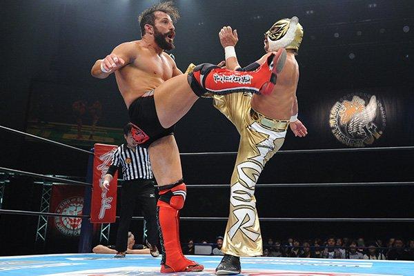 """NJPW: Resultados """"Best of the Super Jr. XXIII"""" - 06/06/2016 - Ryusuke Taguchi y Will Ospreay a la gran final 3"""
