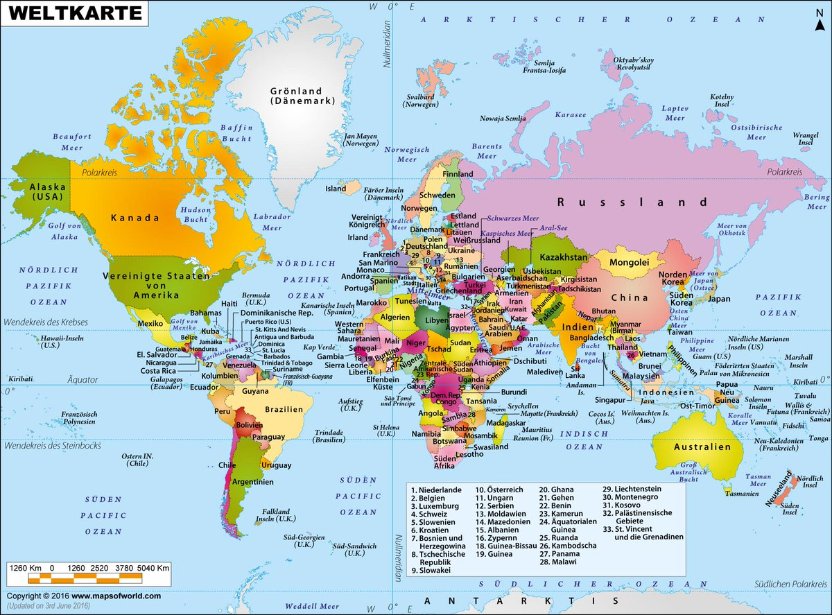 Sammi On Twitter Colorful Large And Clickable Hd World Map In