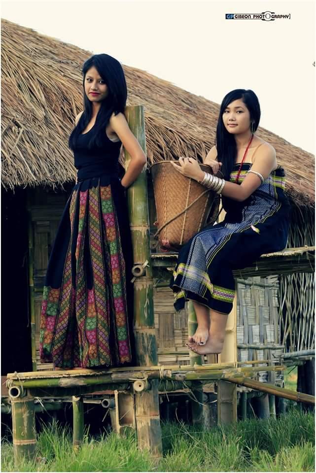 Kuki girls