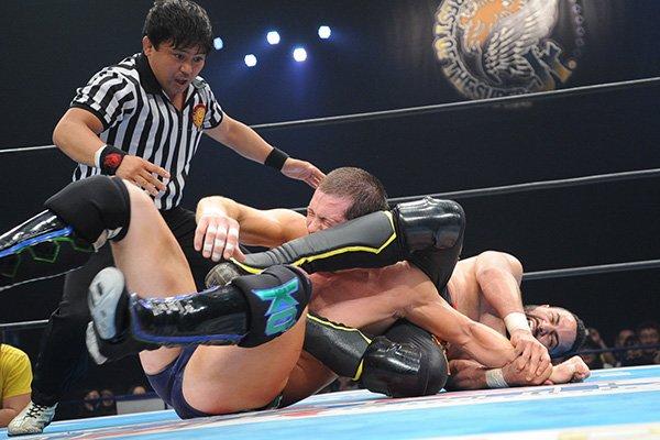 """NJPW: Resultados """"Best of the Super Jr. XXIII"""" - 06/06/2016 - Ryusuke Taguchi y Will Ospreay a la gran final 6"""