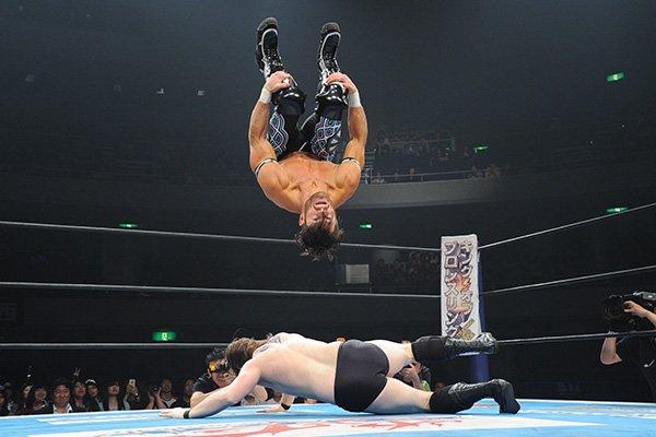 """NJPW: Resultados """"Best of the Super Jr. XXIII"""" - 06/06/2016 - Ryusuke Taguchi y Will Ospreay a la gran final 7"""
