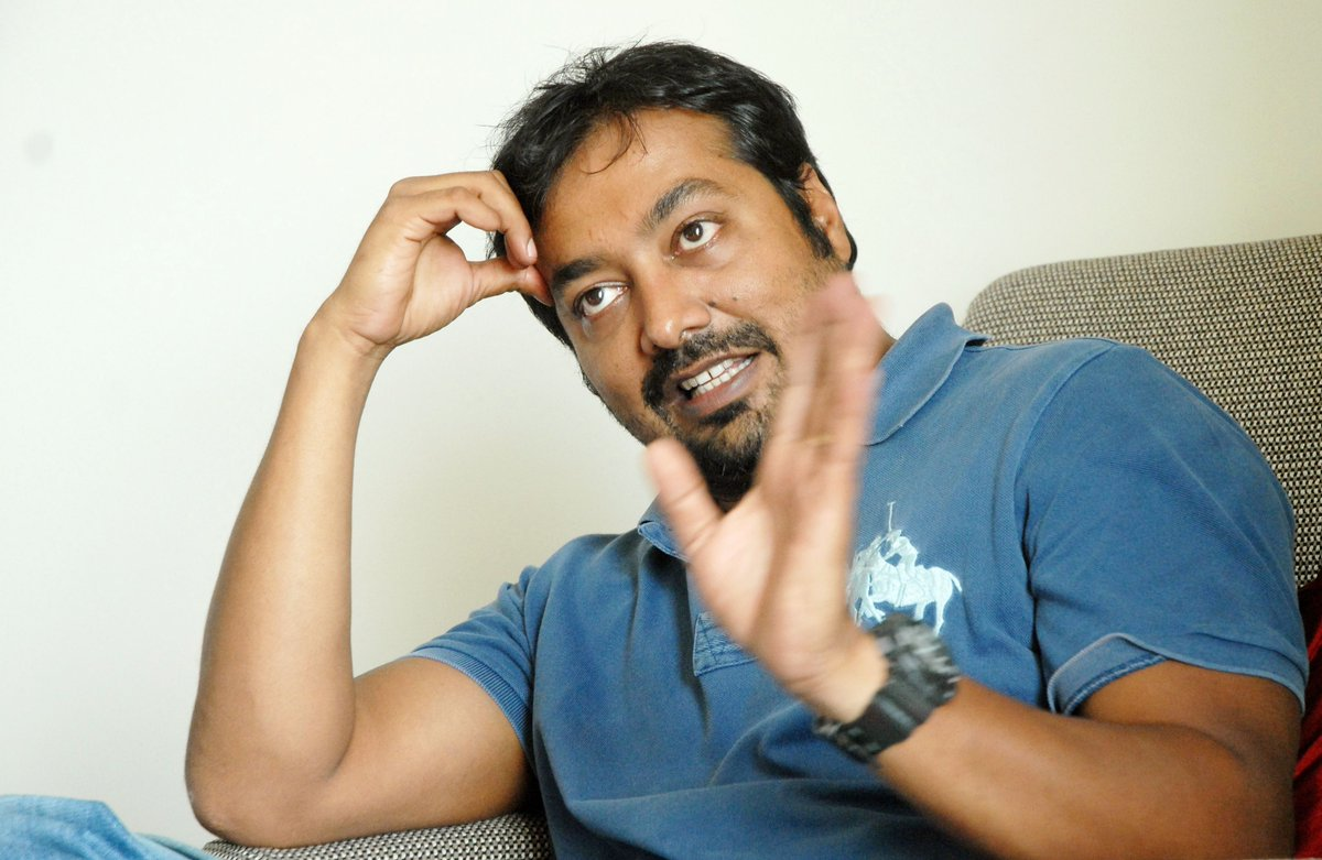 bollywood director anurag kashyap - HD1200×781