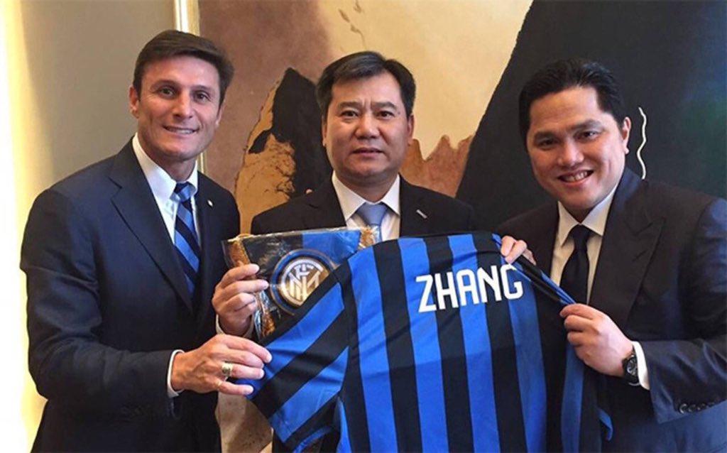 L'Inter diventa cinese e la Juventus resta italiana