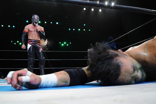 """NJPW: Resultados """"Best of the Super Jr. XXIII"""" - 06/06/2016 - Ryusuke Taguchi y Will Ospreay a la gran final 8"""