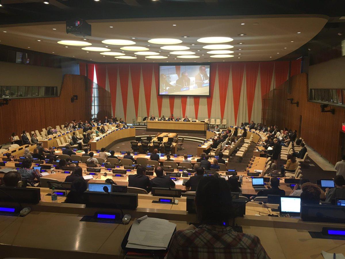 Thumbnail for UNFPA Executive Board Session Recap: Monday, 6 June 2016