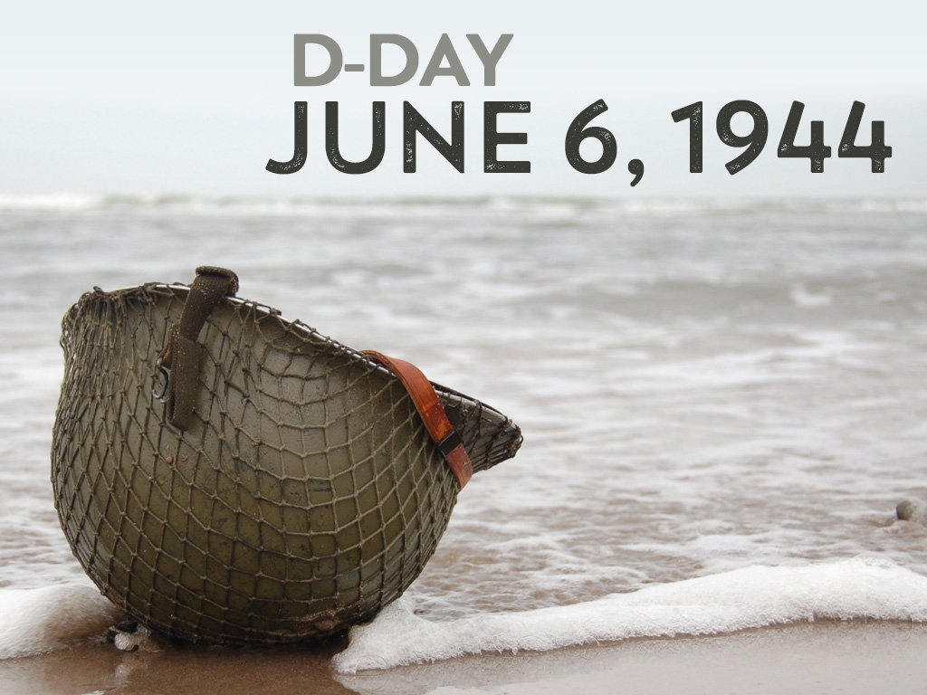 Remembering our history and Operation Overlord today. https://t.co/gAyR9JZn3Y