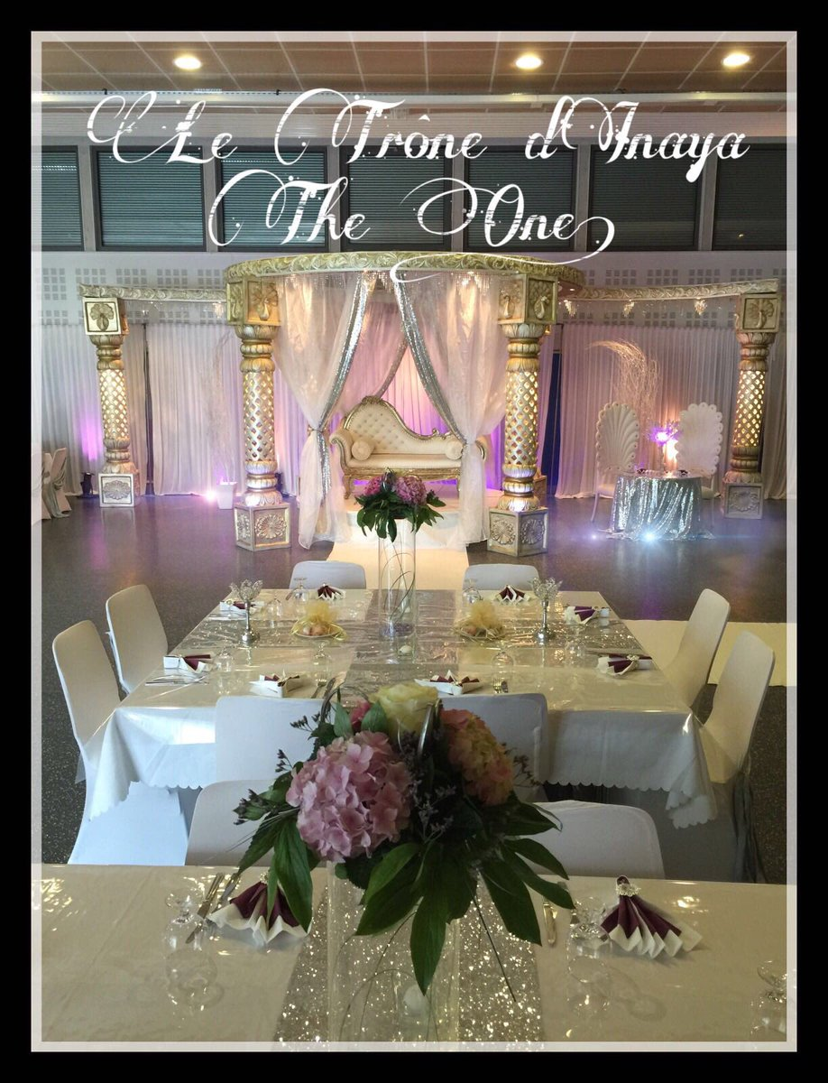 le trne dinaya - Wedding Planner Mariage Mixte