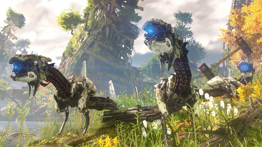 Horizon Zero Dawn Delayed; 'Aloy's Journey' Trailer 1