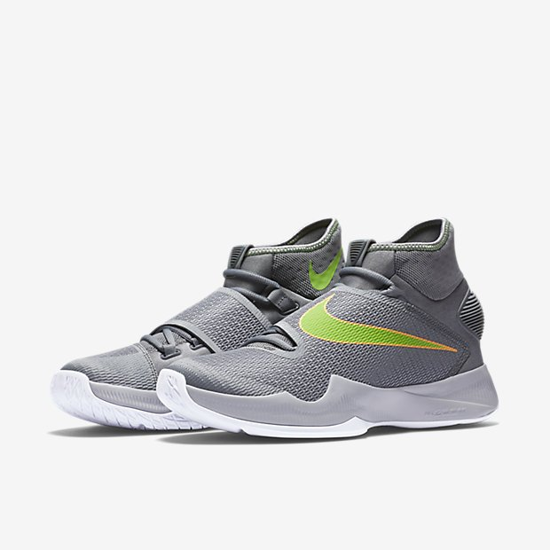 the best attitude 46f9d e13d5  NewArrival Nike Zoom HyperRev 2016 Cool Grey Wolf Grey Action Green  http   fave.co 213PSUC pic.twitter.com rnNhJvn0aD