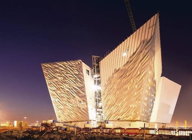 Belfast: si festeggiano i 100 anni del Titanic