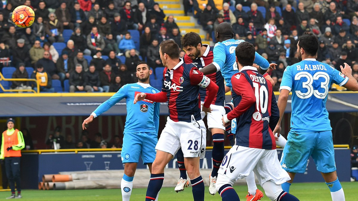 NAPOLI-Bologna Streaming: come vedere Diretta Gratis con Tablet iPhone Live PC TV