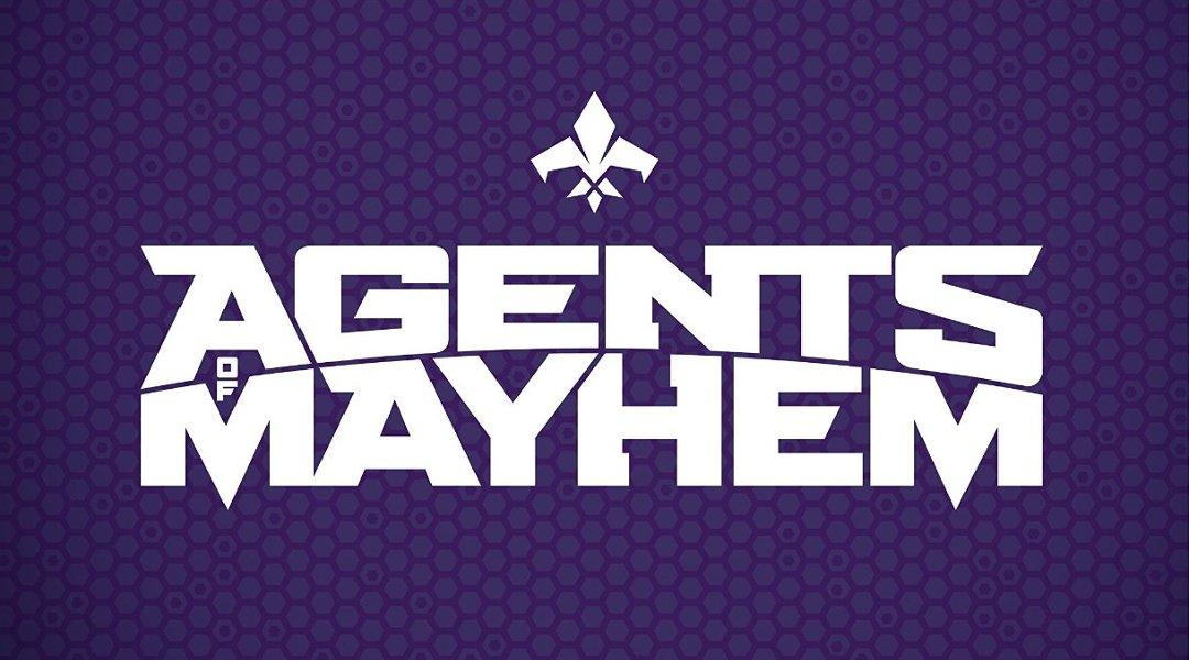 Agents of Mayhem Cinematic Announcement Trailer 5