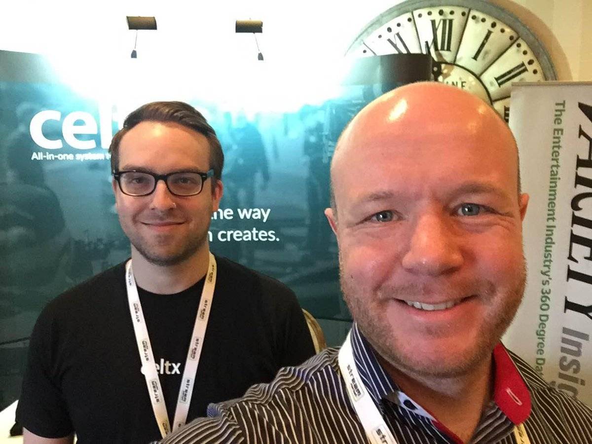 At #stream16? Hit up the @celtx booth for a chat & demo with our incredibly charming product experts @streamdaily https://t.co/1YnhzXn6gP