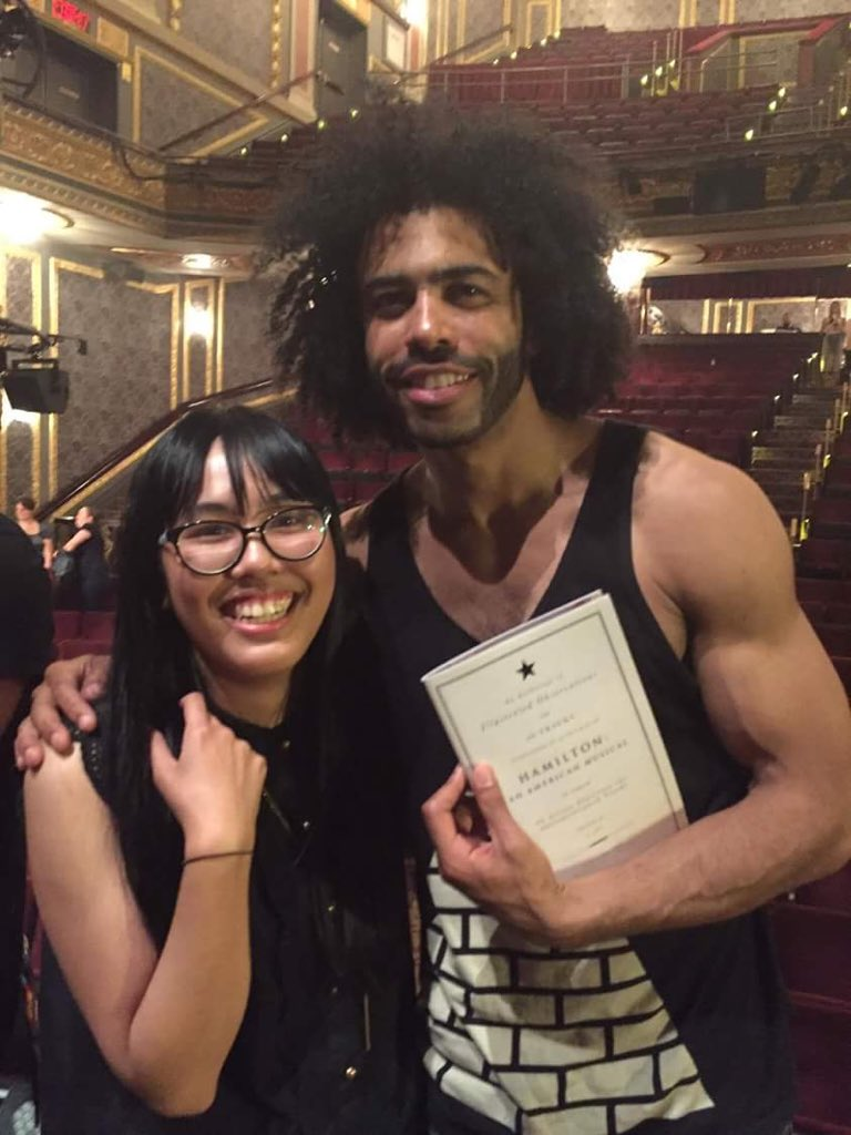 .@DaveedDiggs was super sweet and loved @shoomlah's amazing Guns and Ships piece! https://t.co/8dC9S9mFXZ