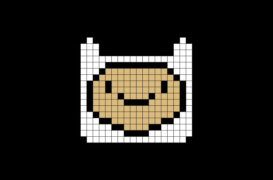 pixel art easy
