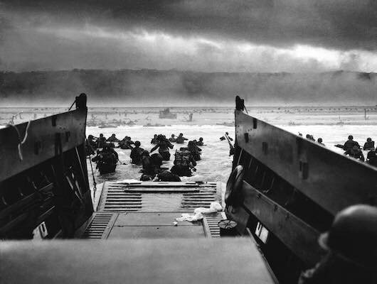 Impossible courage. Unforgivable to forget. D Day. 6-6-1944 https://t.co/SN2EJYMrPi