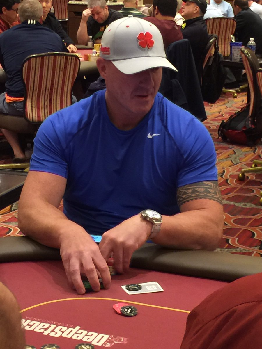 Todd breyfogle poker twitter hard 8 craps