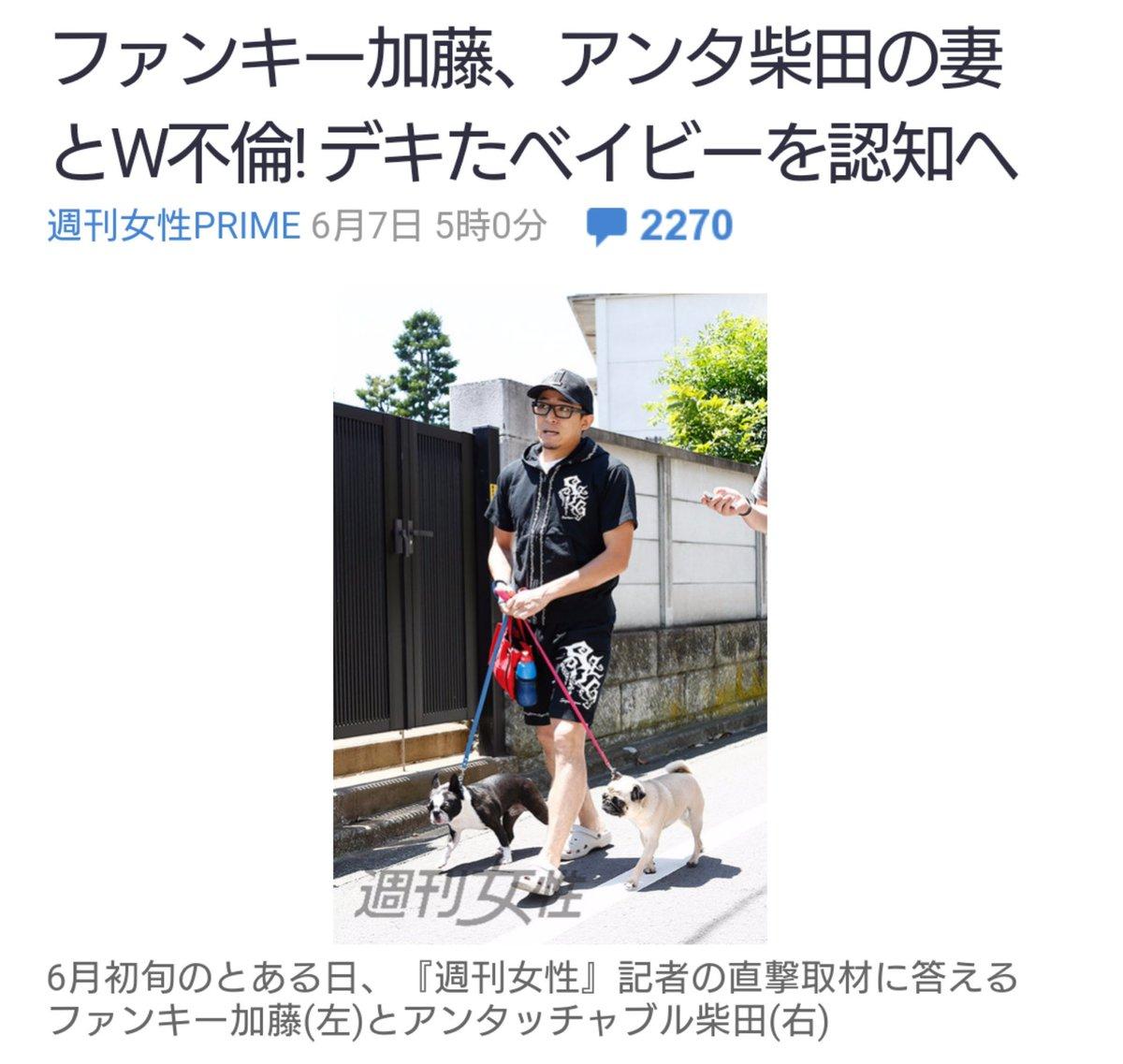 柴田 ファン モン