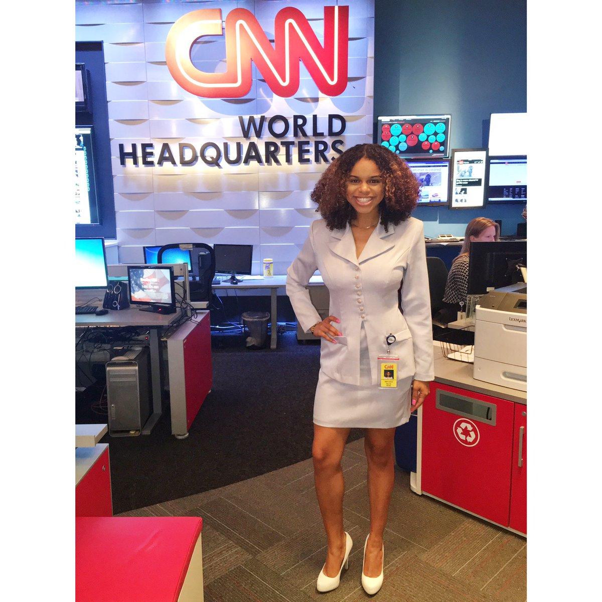 First Day of Internship ✔️✨#CNN https://t.co/lzHODB5vOn