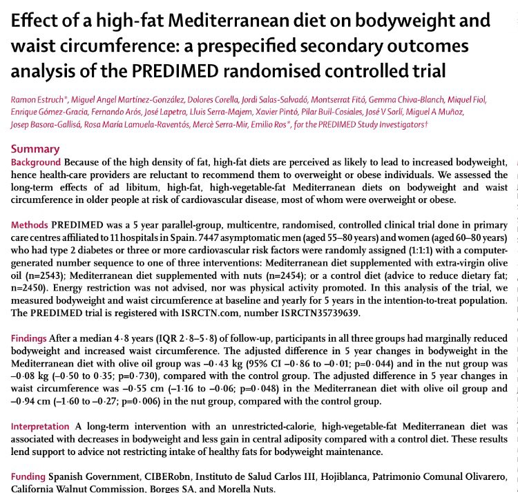 Why a major paper on the Mediterranean Diet was just retracted and replaced