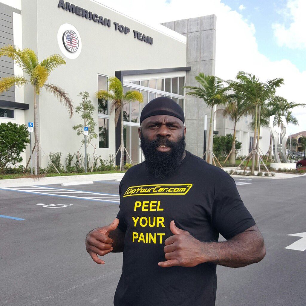 The ATT Family and South Florida community lost a legend today. RIP Kimbo. https://t.co/sjs8ctyJMd