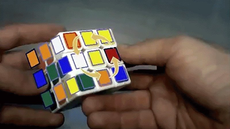 Augmented Reality Will Now Help You Solve a Rubik's Cube