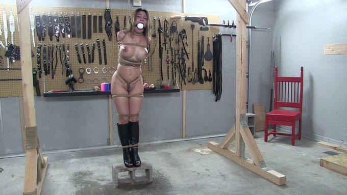 Asiana Starr Bondage Sacrifice Custom Forumophilia 1