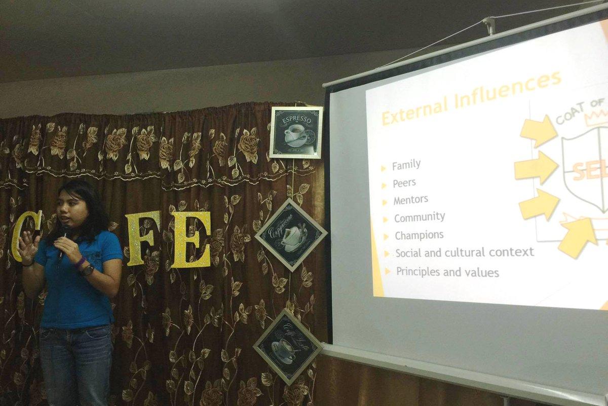 Volunteerism & Leadership for Health is now being talked about by GeneSoc  VYLH Committee Head Liabel Peña #K4Health https://t.co/PRYyx3p9ur