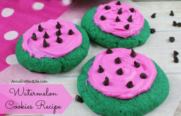 Watermelon Cookies #Recipe https://t.co/MIpZLsTJMs #recipes #foodporn https://t.co/cWdKyhS5C3