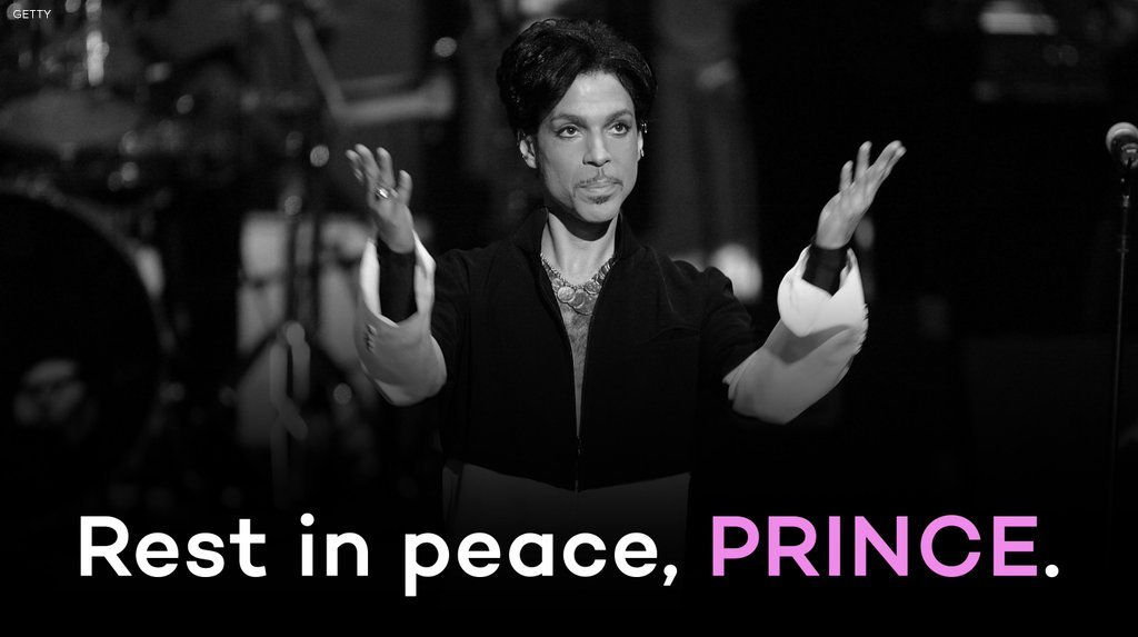 Prince was born on this day in 1958. He would have been 58 years old today. #RIPPrince #PrinceDay