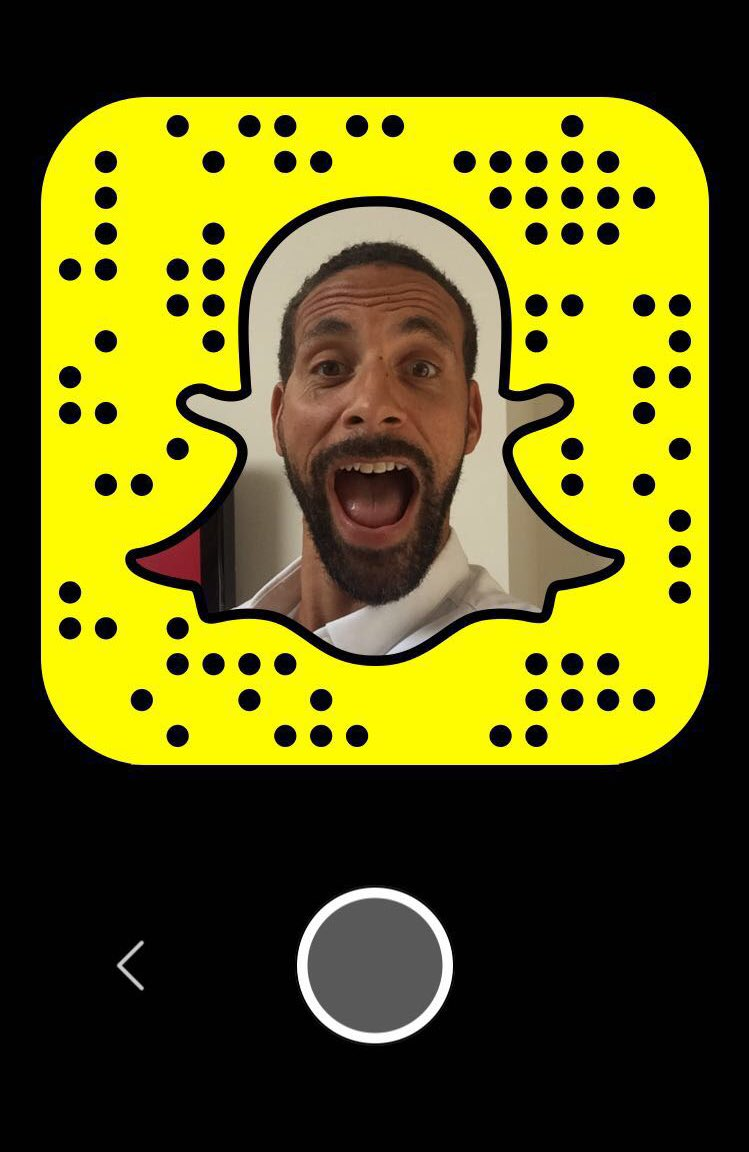 The #snapchat journey has begun.. Get following 👻 - rioferdyfive https://t.co/lEV3nM2re7