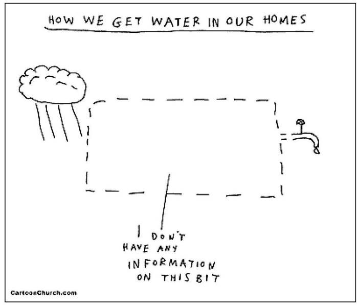 How we get water in our homes by @davewalker. cc: @jfleck @TDSIanJames @GabrielEckstein @MavensNotebook https://t.co/cqe5KIQYK0