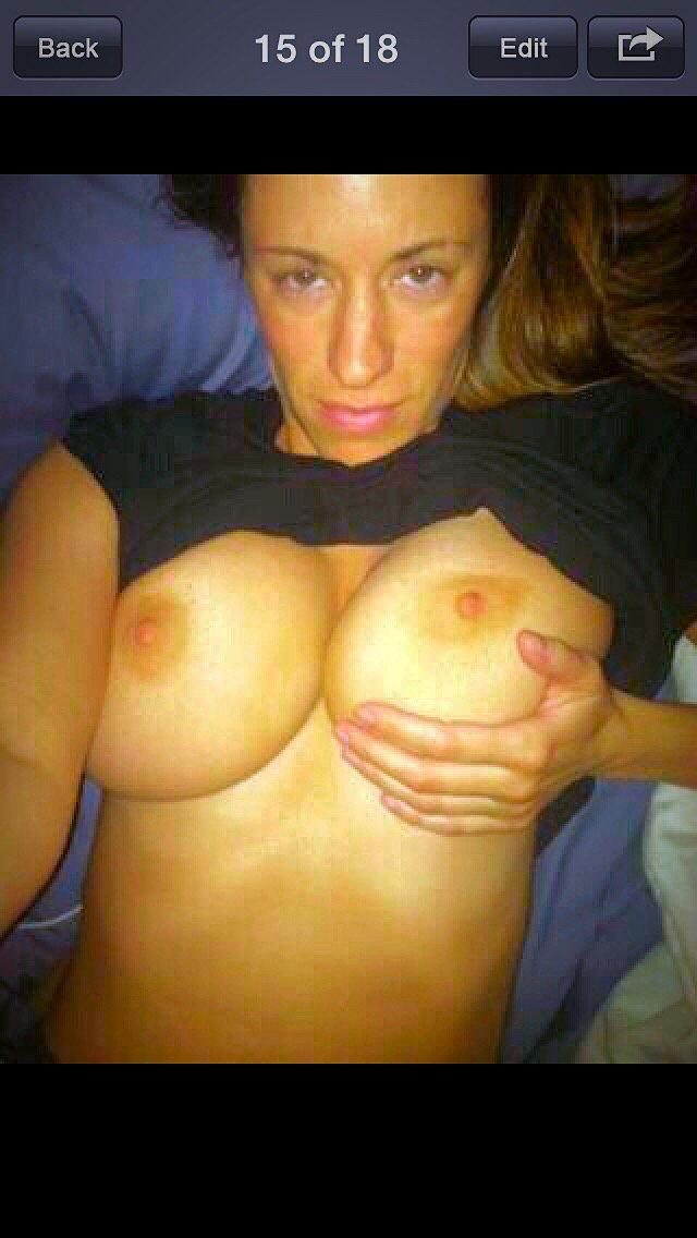 Nude Selfie 6037