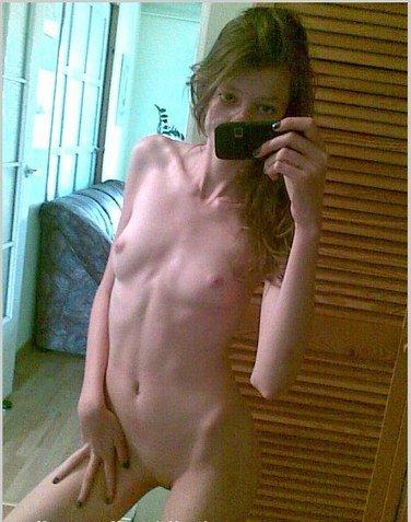 Nude Selfie 6084