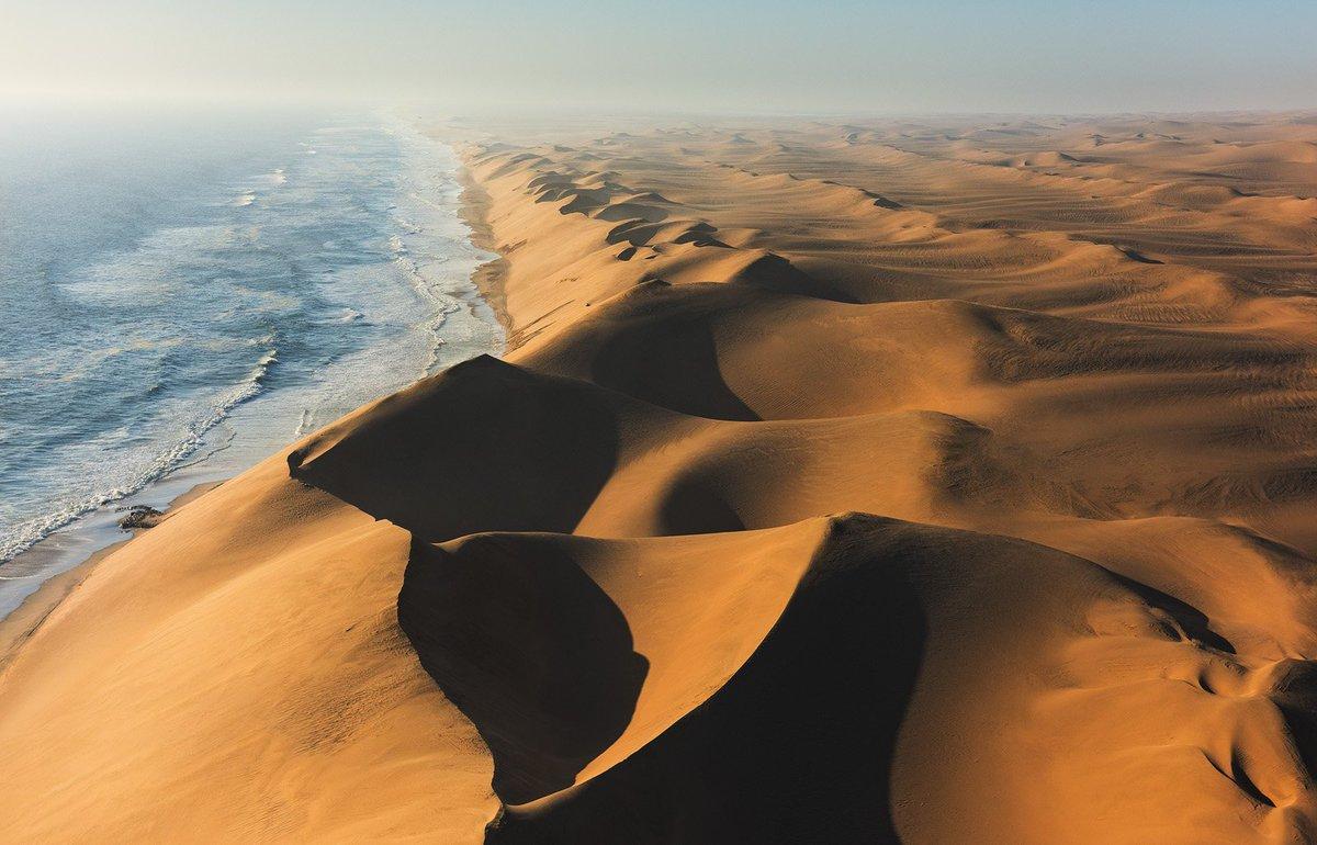 пустыня намиб встречается с морем фото администрации